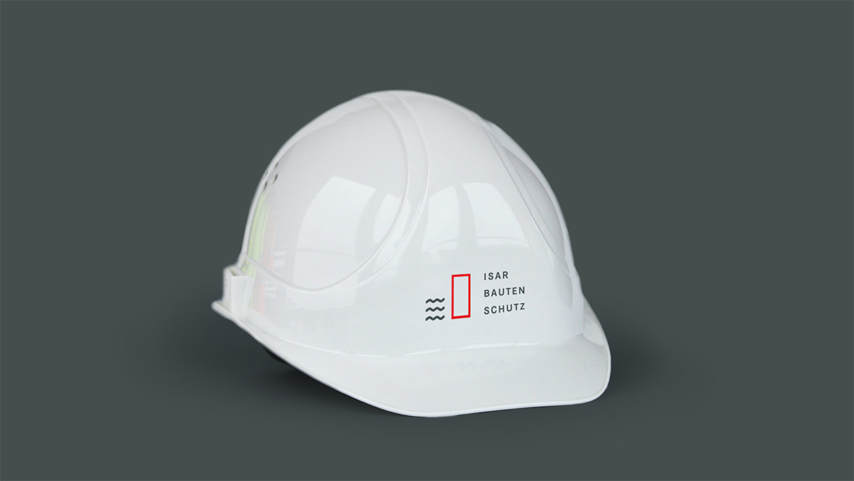 Isar Bautenschutz Arbeitskleidung, Branding, Corporate Design